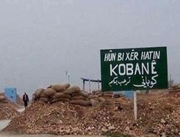 Kobani'de son durum tehdit sürüyor