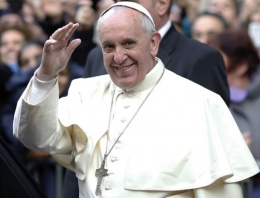Papa'nın ilginç isteğine Türkiye'den red!