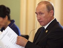 Putin'den Rus ekonomisi itirafı!
