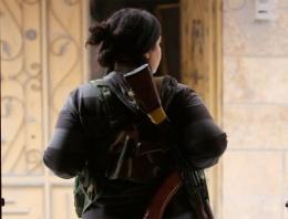 Kobani son dakika haberi IŞİD'in pili bitti