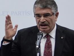 İdris Naim Şahin istifa etti Twitter yıkıldı!