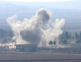 Kobani son dakika IŞİD dirildi kıyamet koptu
