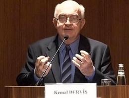 Kemal Derviş CHP'nin vaatleri için ne dedi?