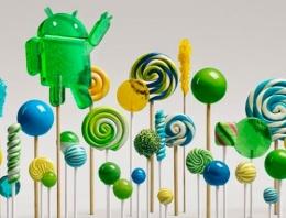 Android 5'le gelecek 20 bomba özellik