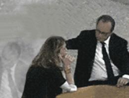 Hollande'ın ihanet fotoğrafları hem de sarayda