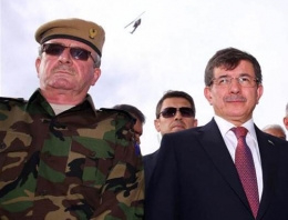 Ahmet Davutoğlu Kuzey Irak'ta