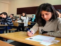 8. sınıflar için TEOG sınavı bugün başlıyor!