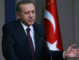Erdoğan'ı takip eden gazeteciler için bir ilk!