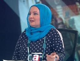 Nihal Bengisu Karaca Ethem Sancak'ı tiye aldı