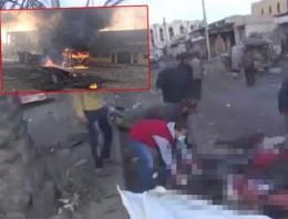 Esad'ın askerleri Rakka'yı kana buladı