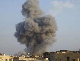 Her yere bomba yağıyor