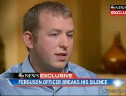Siyah genci vuran polis konuştu