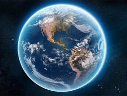 Dünya'nın uzaydan videosu hayran bıraktı