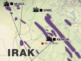 Irak'ta son durum IŞİD'in yeni hedefi Kerkük!