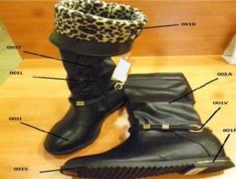 İşte o zehirli ayakkabılar! Gören ihbar etsin