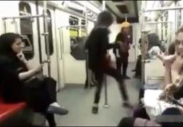 Kadının seksi direk dansı İran'ı karıştırdı!