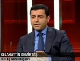 Demirtaş'tan Kobani eleştirilerine sert yanıt!