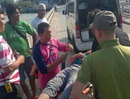 Tayland'da 8 Türk turist ölümden döndü