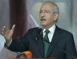 Kılıçdaroğlu'ndan Başbakan'a yanıt gecikmedi