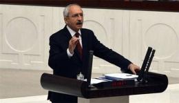 Bütçe görüşmelerinde Başbakan'a Kılıçdaroğlu şoku!