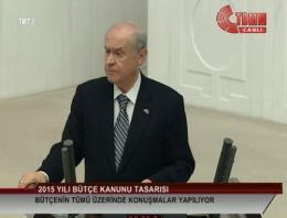 Meclis Başkanlığı seçimleri MHP kararını verdi