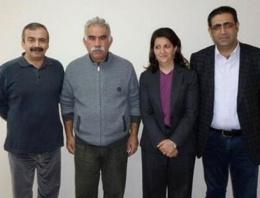 HDP'den yeni yılın ilk İmralı ziyareti