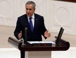Arınç'tan HDP'ye çok sert çıkış