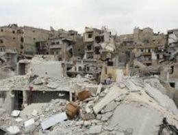 Halep son durum çok şiddetli bir savaş çıkacak!