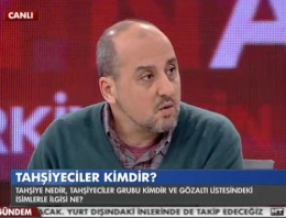 Ahmet Şık'tan ilginç Hüseyin Gülerce yorumu!
