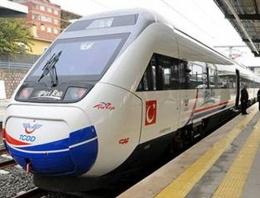 Ankara-İzmir hızlı treni için geri sayım başladı