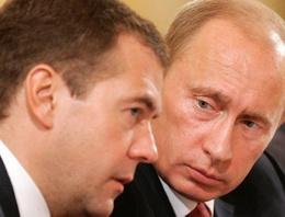 Putin'den sonra medvedev de soykırım dedi!
