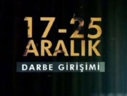 TRT'den '17 Aralık darbesi' belgeseli!