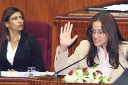 Meclis'te 'Türk askeri tecavüzcü' diye bağırdı!
