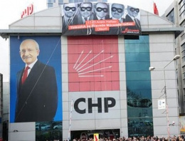 CHP'nin 17 Aralık pankartı için son karar!