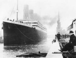 Titanik faciasından kurtulan Türk
