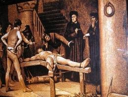 En korkunç işkenceler! Kazıklı işkenceyle...