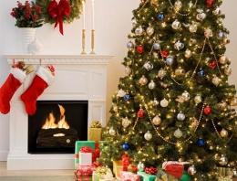 Yılbaşı hediyelerini süslemelerini evde yapın!