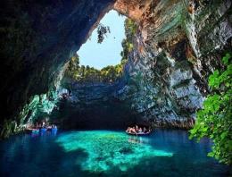 Yunanistan'ın efsanevi cenneti!
