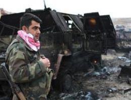 Peşmerge dehşeti gördü IŞİD'in ardından...