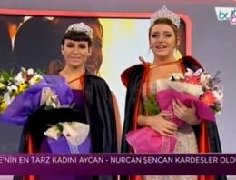 Bu Tarz Benim birincisi ikizler Aycan ve Nurcan Şencan kimdir?