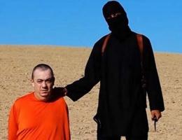 IŞİD'in elinde esirken karısı onu...