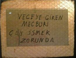 Tuvalete yazdılar inanılmaz komik mesajlar