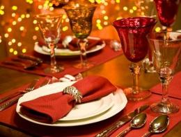 Yılbaşı menüleri Evde yapılacak yemekler