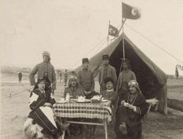 Osmanlı Filistin'i böyle savunmuş...