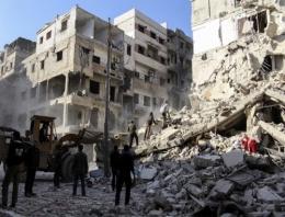 Suriye ordusundan ağır saldırı!