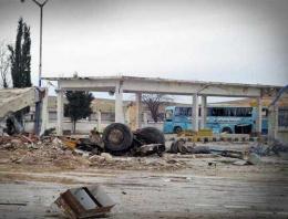 Kobani'de son durum fotoğraflar yayınlandı