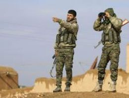 ABD ordusu ve IŞİD'ten Kobani açıklaması!