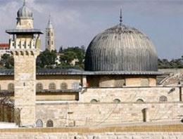 Mescid-i Aksa İsrail'in eline geçti geçecek!