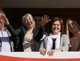 Erdoğan'a orta parmak davasında karar