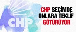 CHP'den sürpriz isimlere milletvekilliği teklifi